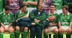 Happy birthday, Charlie: Ireland's legendary kitman turns 88