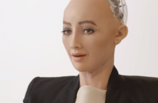 Artificial intelligence is good for the world....claims Sophia the robot