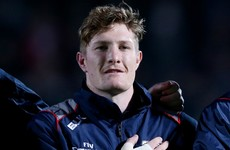 USA select 3 Irishmen for tomorrow's Test in New Jersey