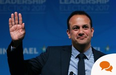 'We need to be cautious about celebrating Varadkar's political success'