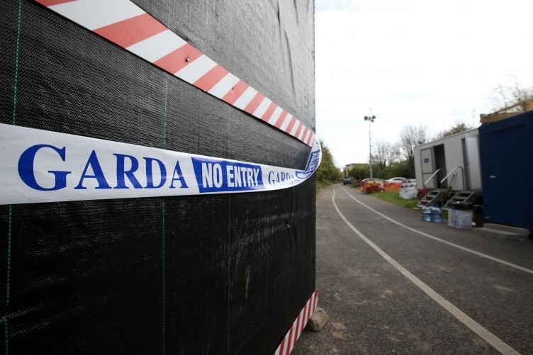 Human remains were previously found in Tolka Valley Park as part of the investigation