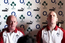 Caption competition: what was Paulie thinking during today's press conference?