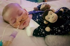 Terminally ill baby boy at London hospital must be kept alive until at least Tuesday, court rules