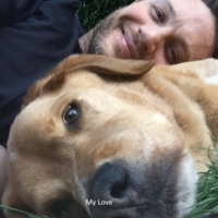 Tom Hardy's beloved dog Woody passed away, and he's written the most heartbreaking tribute