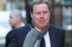 Courtroom drama as Harry Redknapp loses cool with 'staring' policeman