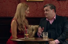Simon Delaney popped up on Coronation Street last night and the whole country was delighted