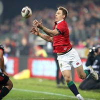 Farrell boots Lions to momentum-boosting victory against Crusaders