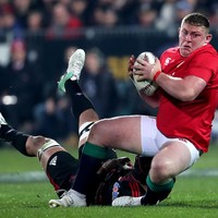 As it happened: Crusaders v The Lions
