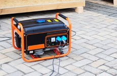 Man arrested after €200,000 worth of generators and gardening equipment found at house