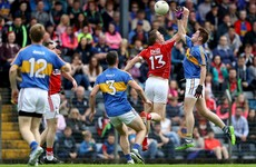 Late Connolly goal puts Cork into Munster final as they survive Tipperary test