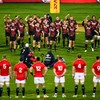 'You just have to show respect' - Mako Vunipola on facing the haka