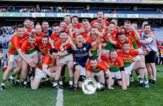 James Doyle hits four goals as Carlow claim Christy Ring honours
