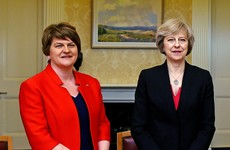 DUP agrees principles of 'outline agreement' to support Conservatives in government