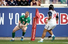 Earls a class apart as Ireland run in 9 tries against USA