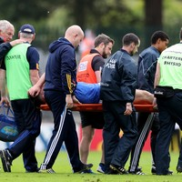 Tipp face anxious wait on Quinlivan after damaging ankle ligaments against Cork