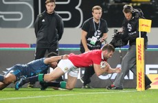 Payne starts at fullback as Lions captain Warburton returns