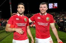 'I've seen the tough times he's been through' - Murray thrilled for O'Mahony