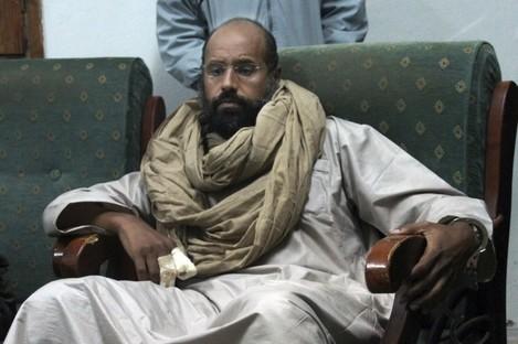 File photo of Seif al-Islam