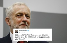 People have rediscovered this old tweet by Jeremy Corbyn and it's the most adorable thing