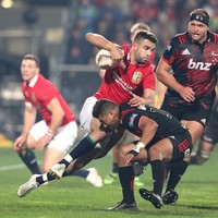 'Conor Murray is probably the best number nine in the world' - Graham Henry