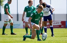 Ireland confirm additions to U20 squad as five injured players head home
