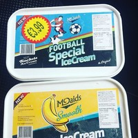 Classic Donegal soft drink Football Special has just launched its own ice cream