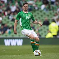 Burnley defender Kevin Long handed shock start for Ireland-Austria game