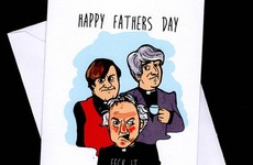15 brilliantly Irish Father's Day cards you could get for your Dad next week