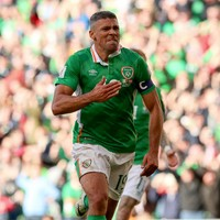 Walters strikes late to earn Ireland a share of the spoils with Austria