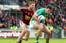 13-man Offaly hang on to bring Westmeath to a replay