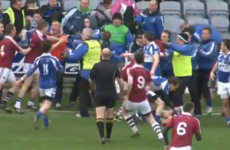 Both Derrytresk and Dromid hit with heavy bans and fines for brawl