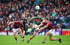 Keith Higgins red card proves costly as Galway edge Mayo in enthralling affair