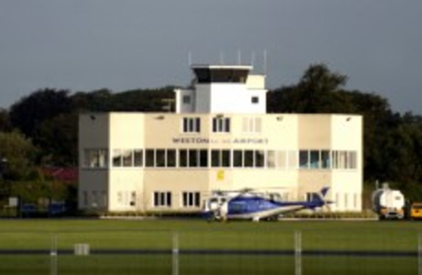Want a private airport outside Dublin? Yours for just
