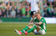 'They had a 12th man today' - James McClean outraged with referee's performance