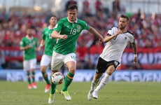 'It's what dreams are made of' - Long still pinching himself after making competitive debut for Ireland