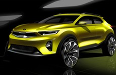 The new Kia Stonic small crossover will rival the Nissan Juke and Renault Captur