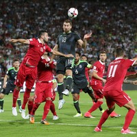 Good result for Ireland as Wales and Serbia play out a draw