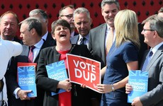 DUP 'a compassionate party that won't bring up abortion or gay marriage in Westminster'