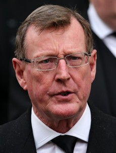 Blast from the past: David Trimble claims Sinn Féin is cynically exploiting Brexit for votes