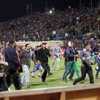 Three days of mourning after at least 74 killed in Egyptian soccer clashes