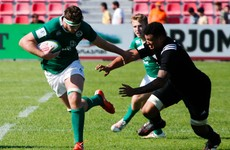 Injury-ravaged Ireland make 13 changes for U20 World Championship play-off