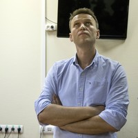 Kremlin-critic Alexei Navalny jailed for 30 days after anti-corruption protests