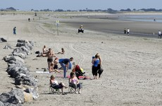 'We know it rains in Ireland. It's just not on': Emergency motion on Sandymount bathing ban