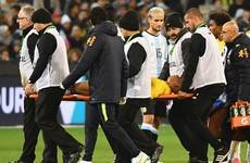 Gabriel Jesus harbours no ill feeling after Man City team-mate 'fractured his eye socket'