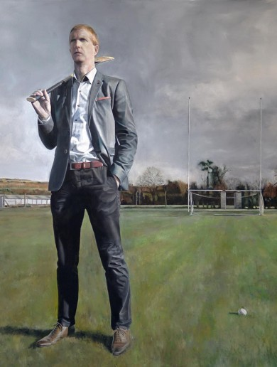 'My old teammates will be slagging me on WhatsApp': Portrait of Henry Shefflin unveiled
