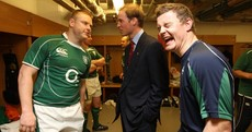 'I was playing for a Grand Slam with Ireland and I still didn't really know how to play rugby'