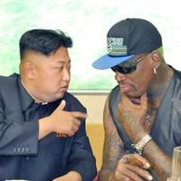 Dennis Rodman thinks Trump is 'pretty happy' he's going back to North Korea