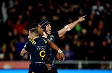 As It Happened: Highlanders v The Lions