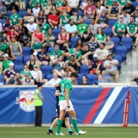 Blow for Ireland as Carbery will miss rest of summer tour