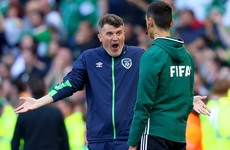Dunphy criticises Keane for the 'war' talk before Austria qualifier